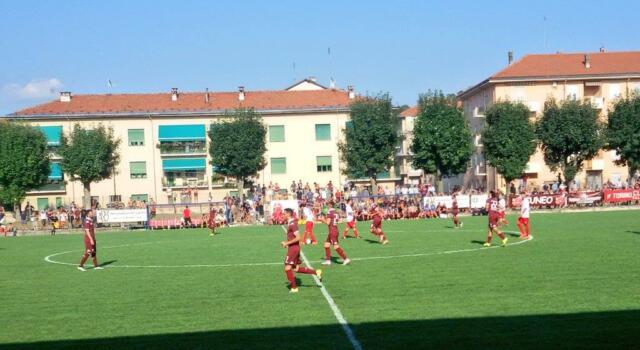 Virtus Mondovì-Torino 0-2. Bene Zappacosta