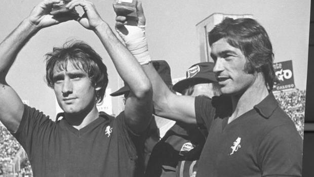 """Al """"Grande Torino"""" la celebrazione dei campioni del '76"""