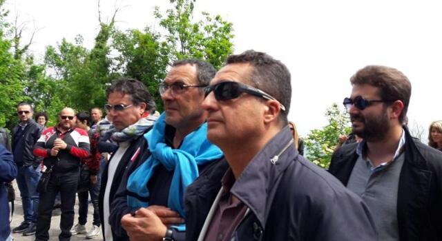 Sarri a Superga omaggia il Grande Torino