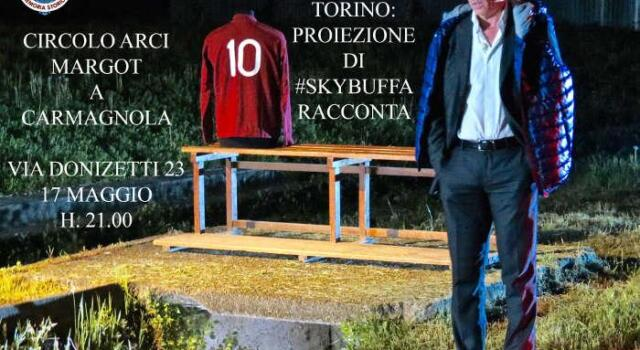 A Carmagnola, proiezione del documentario di Buffa sul Grande Torino
