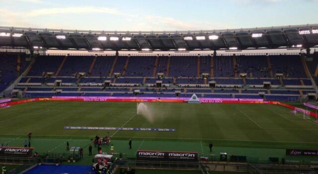 Lazio-Torino / Olimpico, prepartita