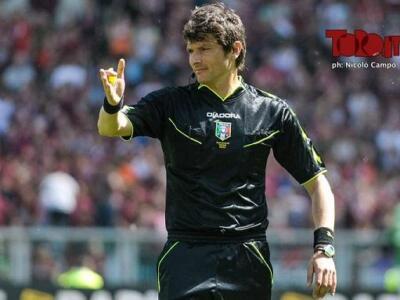 Milan-Torino, arbitra Damato