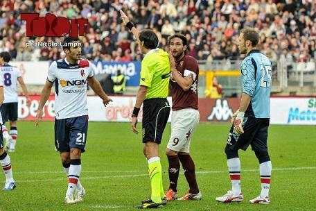 Gervasoni, l'arbitro che è costato l'Europa al Toro