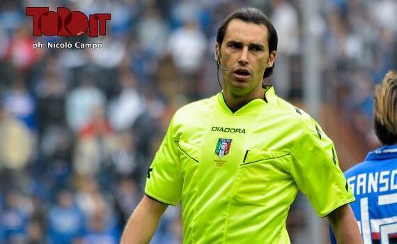 Palermo-Torino, Gervasoni annulla un gol al Toro