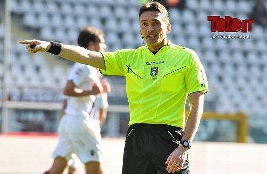 Hellas Verona-Torino: arbitra Irrati