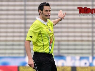 Atalanta-Torino, all'Atleti Azzurri d'Italia arbitra Mariani
