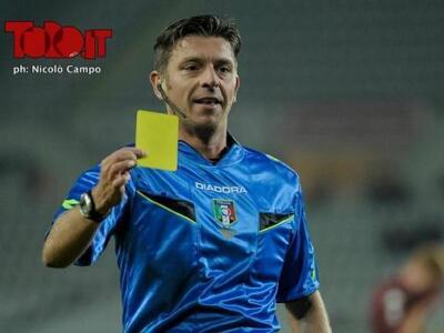 Torino-Bologna, designato come arbitro Gianluca Rocchi