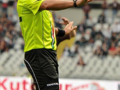 Torino-Pro Vercelli, arbitra Celi