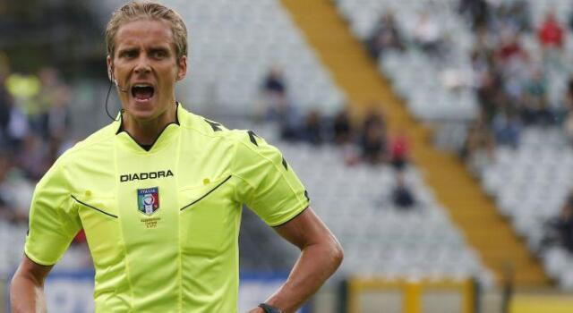 Torino-Genoa, arbitra Chiffi