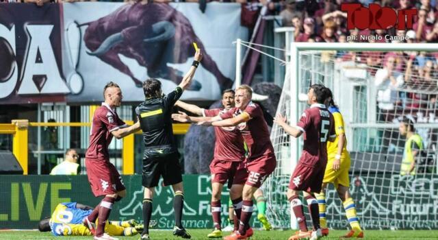 """Toro, riecco Damato: dallo """"spareggio"""" europeo con il Parma alla Roma"""