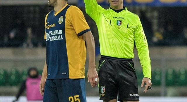Fabbri, un solo precedente: la vittoria per 1-3 contro l'Hellas