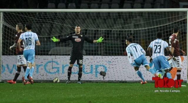 Lazio-Toro: i biancocelesti hanno sempre segnato due reti nelle partite vinte