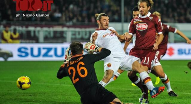 Toro-Roma, la vittoria casalinga manca da 25 anni