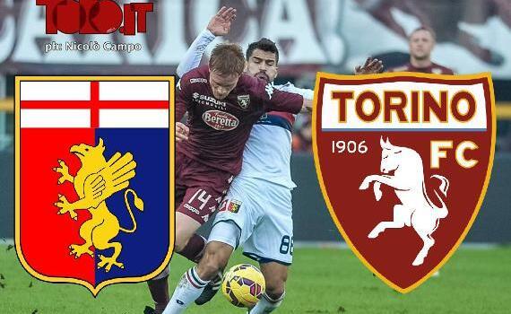 Genoa-Torino 5-1