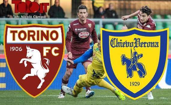 Torino-Chievo Verona 2-0