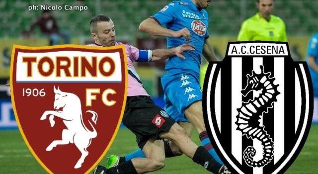 Torino-Cesena 5-0