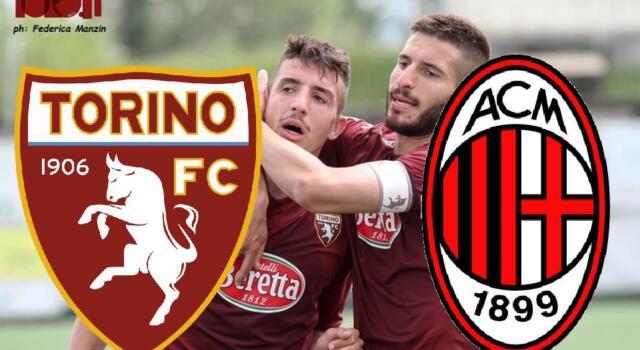 Primavera / Torino-Milan 7-6 d.c.r