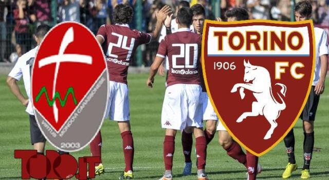 Virtus Mondovì-Torino 0-2