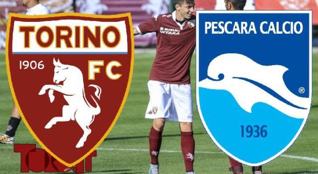 Torino-Pescara 4-1