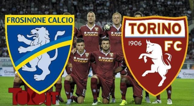 Frosinone-Torino 1-2
