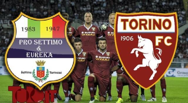 Pro Settimo Eureka-Torino 0-9