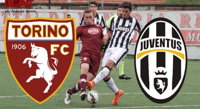 Primavera / Torino-Juventus 1-1