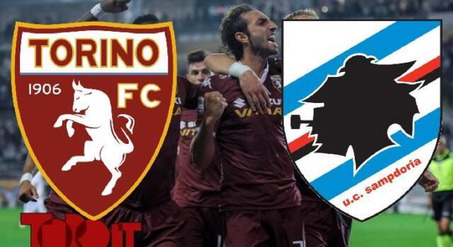 Torino-Sampdoria 2-0