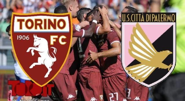 Torino-Palermo 2-1