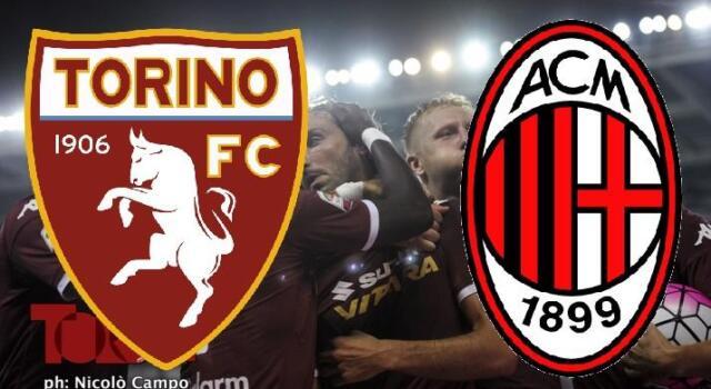 Torino-Milan 1-1