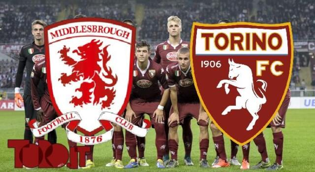 Youth League / Middlesbrough-Torino 3-0
