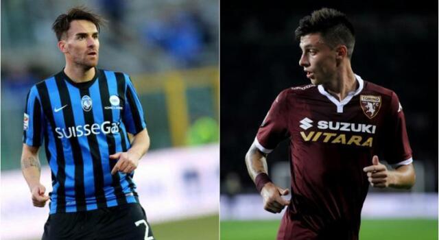 Atalanta-Torino: Cigarini sfida Baselli