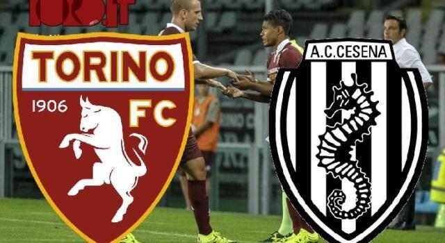Torino-Cesena 4-1