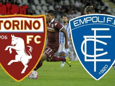 Torino-Empoli 0-0