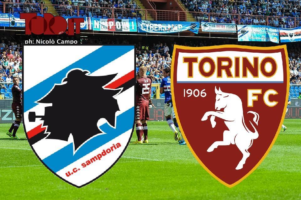 diretta sampdoria torino risultato formazioni Inter Torino Serie A Live 2016/2017