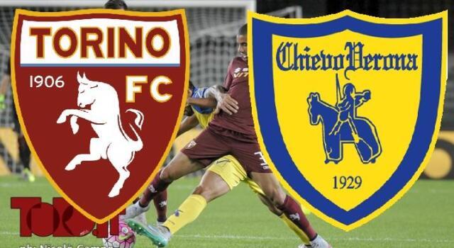 Torino-Chievo Verona 1-2