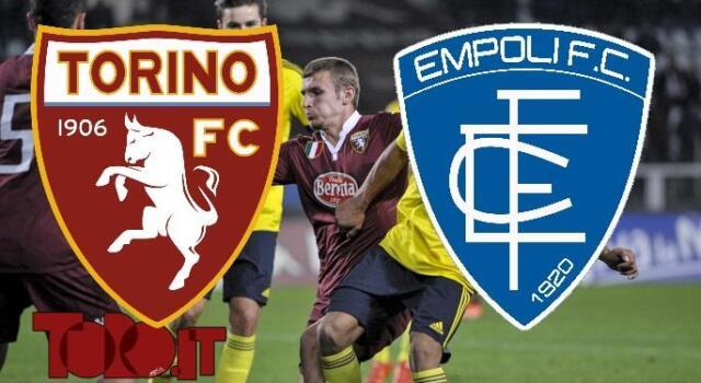 Viareggio / Torino-Empoli 7-5 d.c.r.