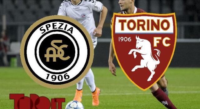Viareggio / Spezia-Torino 2-1: granata eliminati