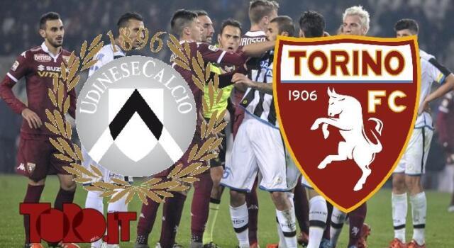 Udinese-Torino 1-5