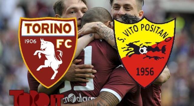Torino-San Vito Positano 13-1