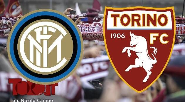 Inter-Torino 2-2: il tabellino