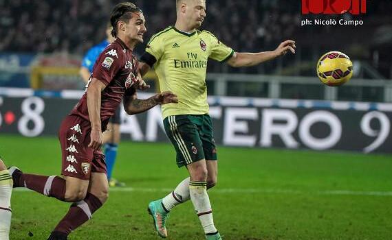 Milan, si rivede Abate. Ancora a parte Antonelli e Bonera