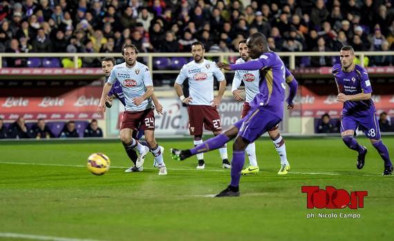 Fiorentina: un'altra vittoria, è in testa alla classifica