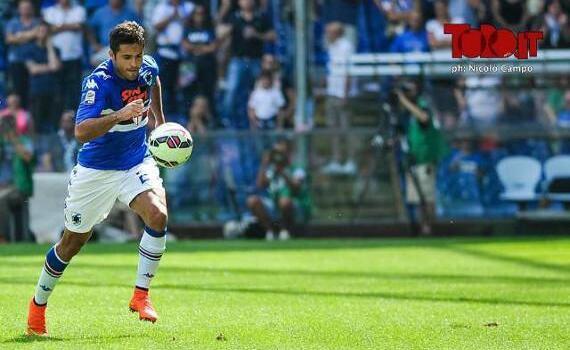 Felipe Melo regala la 5 vittoria all'Inter. Eder trascina la Sampdoria