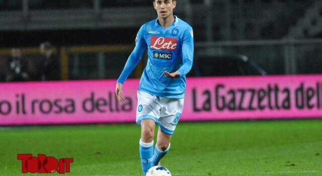Jorginho salterà Napoli-Torino