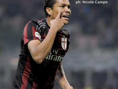 Calciomercato: Bacca dice no al West Ham, l'Inter perde Joao Mario