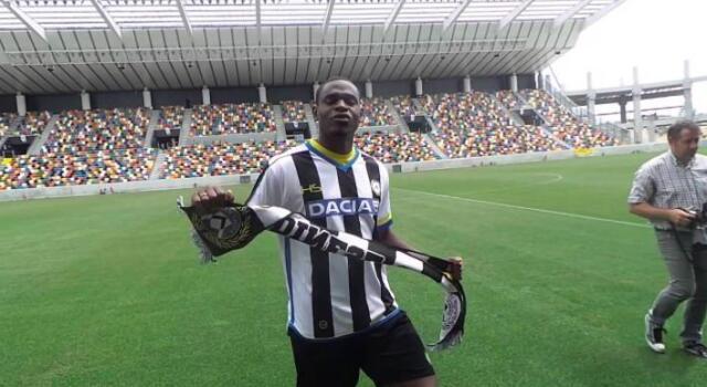 Duvan Zapata salta Udinese-Toro