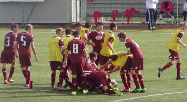 Under 15, il Toro batte 2-1 la Virtus Entella
