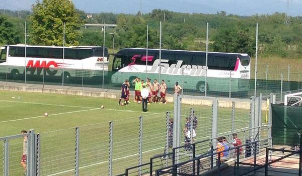 "Primavera / Torino-Juventus: ""Don Mosso"", prepartita"