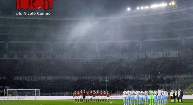 Lazio-Torino: Cataldi unico squalificato