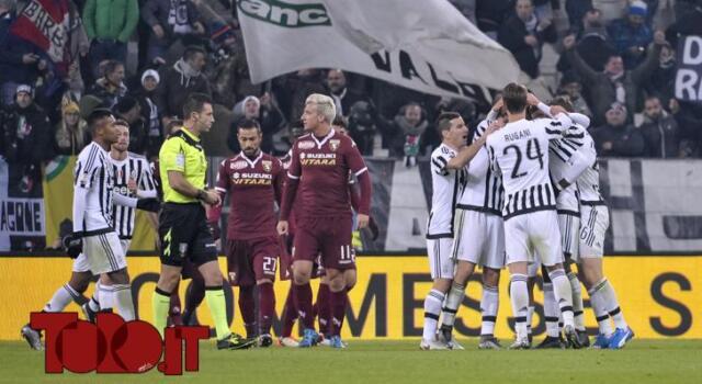 Juve-Toro, le statistiche rendono ancora più pesante la sconfitta